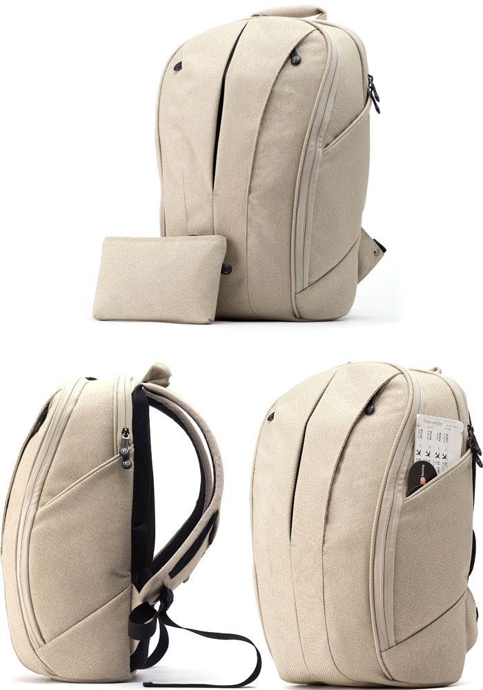 stylish Booq laptop backpack