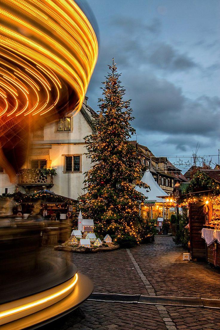 Marché de Noël d'Obernai 2017