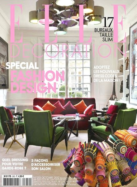 Home Decor Magazine 144 best elle decor international covers images on pinterest