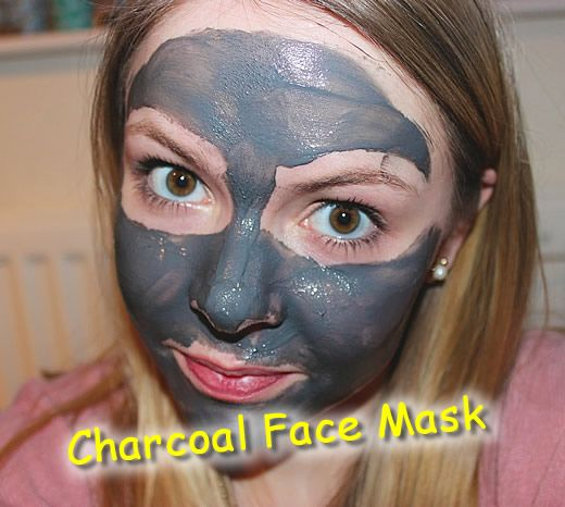 Create Your Own Active Charcoal Skin Purifying Face Mask