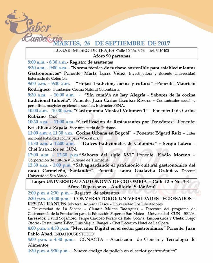 ¿Antojado? Te invito al Cuarto Festival Gastronomíco #SaborCandelaria #SaborColombia #EncontrasteLaCandelaria