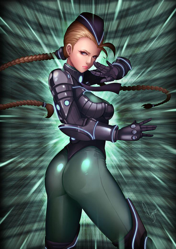 Kylie Minogue Street Fighter Game