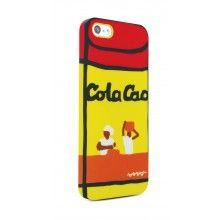 Carcasa iPhone 5 Cállate la Boca - Cola Cao  Bs.F. 134,48