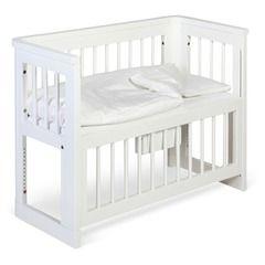 Troll Bedside Crib Sun