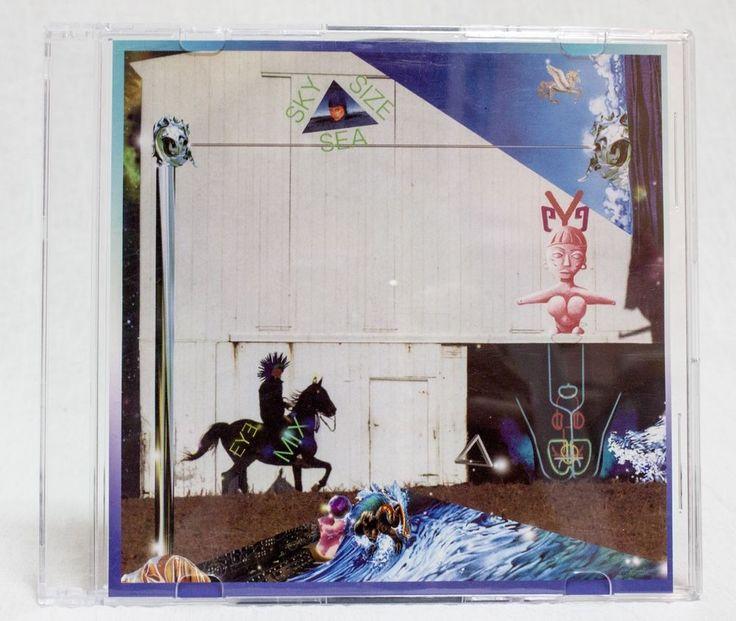 Sky Size Sea EYE Yamataka (Boredoms) MIX-CD  JAPAN VOREDOMS YAMATSUKA