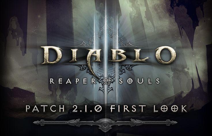 PS 4 ve XBox One İçin İlk Büyük Diablo 3 Güncellemesi Geldi