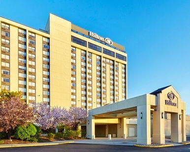 Hilton Hasbrouck Heights/Meadowlands Hotel, NJ - Hotel Exterior   NJ 07604