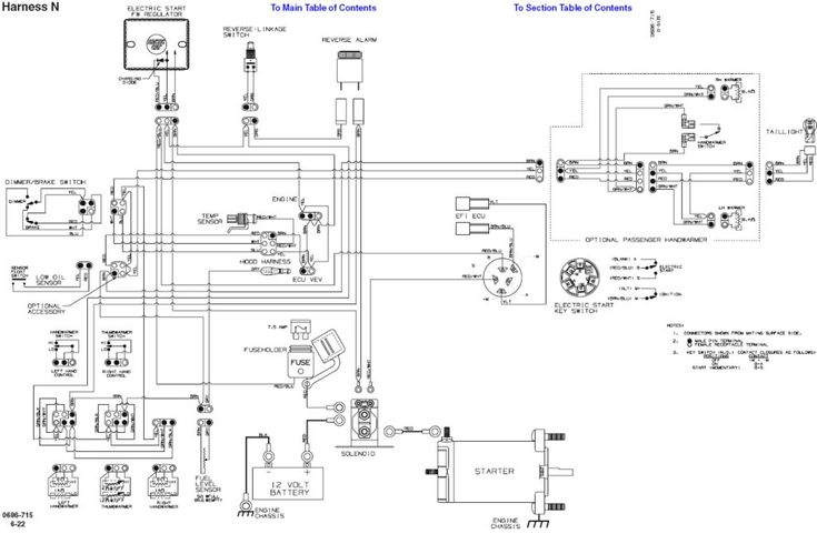 Diagram Yamaha Grizzly 600 Carburetor For 660 Wiring For