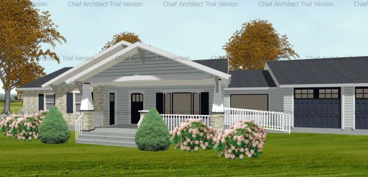 Can U Add A Gable Style Porch To An Existing Ranch Home