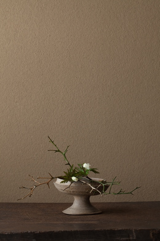 Ikebana by Toshiro Kawase, Japan