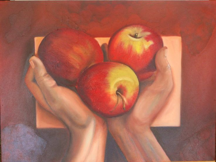 Bearing fruit done by Vivia Oosthuizen