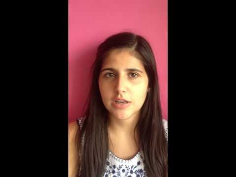 [UK Paid Market Research] Bella took part in fashion website research for Saros - YouTube