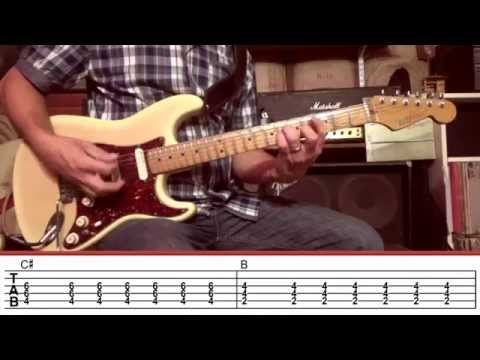day tripper guitar lesson with tab the beatles rock like the pros youtube guitar guitar. Black Bedroom Furniture Sets. Home Design Ideas