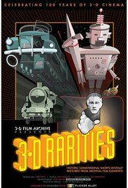 Film 3D Gratis Download. In commemoration of the centennial of 3-D motion pictures, we present 3-D RARITIES. It has taken over 30 years for the 3-D Film Archive to assemble and restore the material in this ...