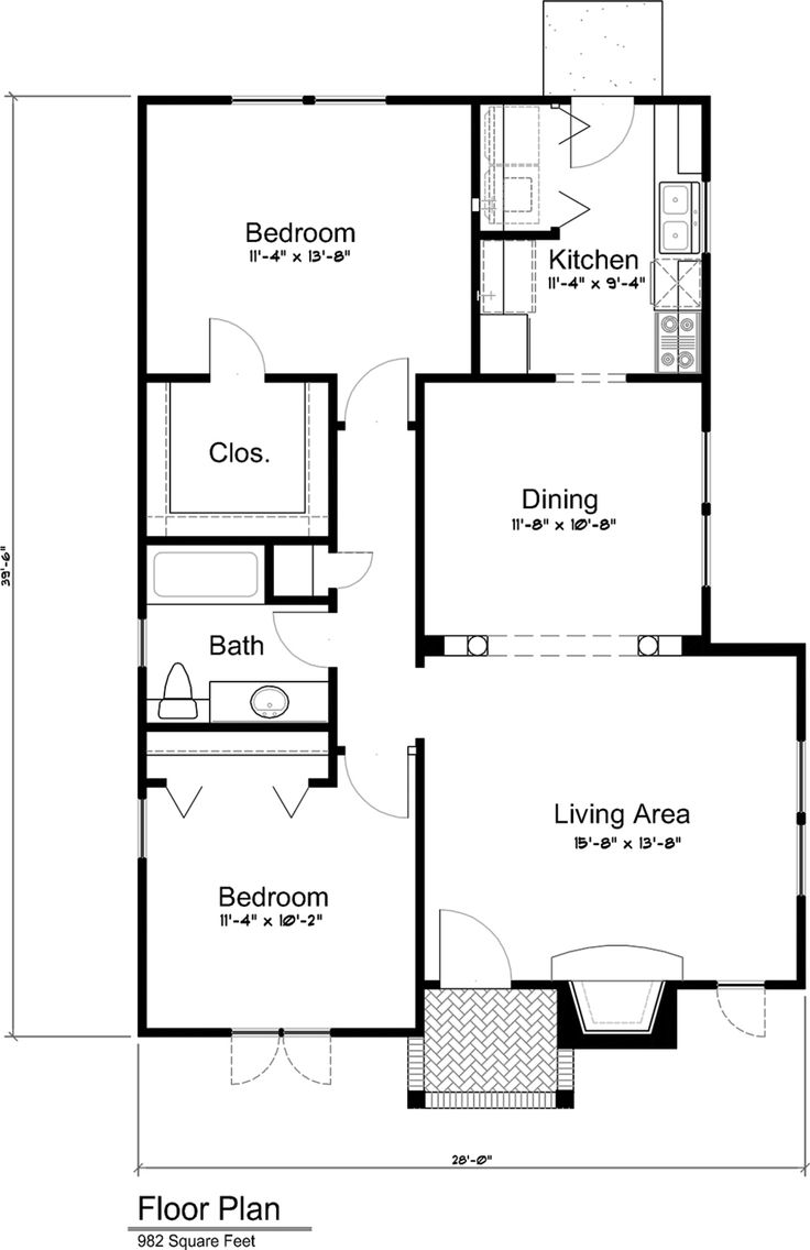 23 best houseplans 900 999 images on pinterest small homes small houses and guest bedrooms Master bedroom with sitting area floor plans