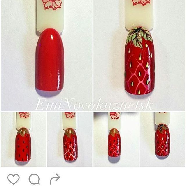 #мк #мкногти #роспись #дизайнногтей #летниеногти #яркиеногти #nailart #nails #Ногти