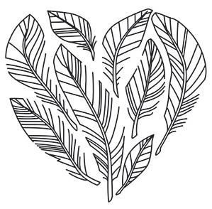 Feather Heart_image