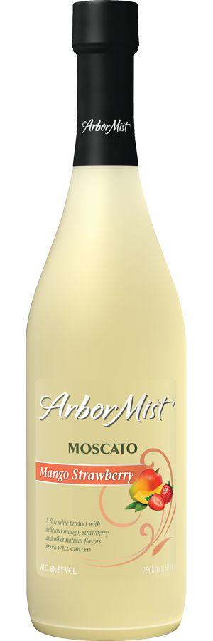 <3 My new FAVE wine! Arbor Mist Mango Moscato