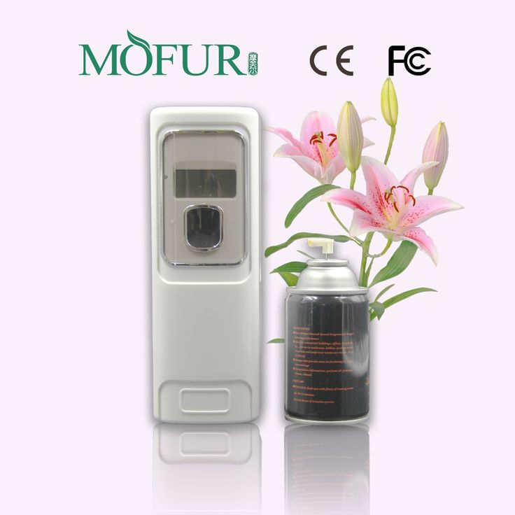 Free Shipping Automatic Aerosol Dispenser Digital Battery Powered Air Freshener Electric Perfume Dispenser Auto Spray