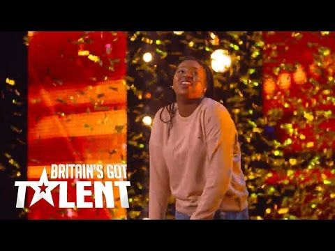 Impressionist Jess Robinson BLOWS Judges AWAY | Week 1 | Britain's Got Talent 2017 - YouTube