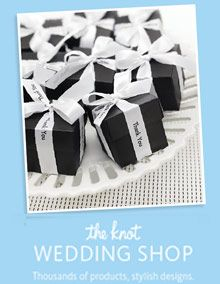 The Knot Wedding Shop. The place to start online!