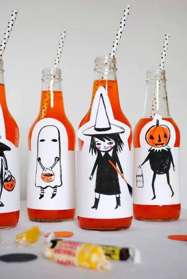 43 best my chocolate halloween images on pinterest - Decoracion para halloween ...