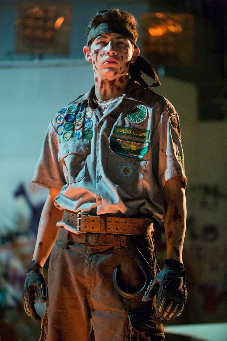 Scouts Guide to the Zombie Apocalypse Movie Image Tye Sheridan