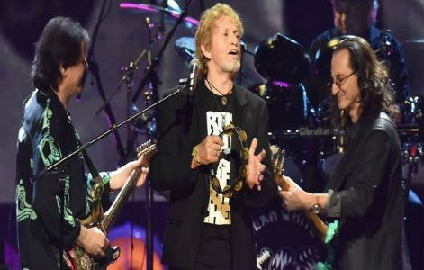 ANTRO DO ROCK: Geddy Lee se junta ao Yes durante Rock and Roll Ha...