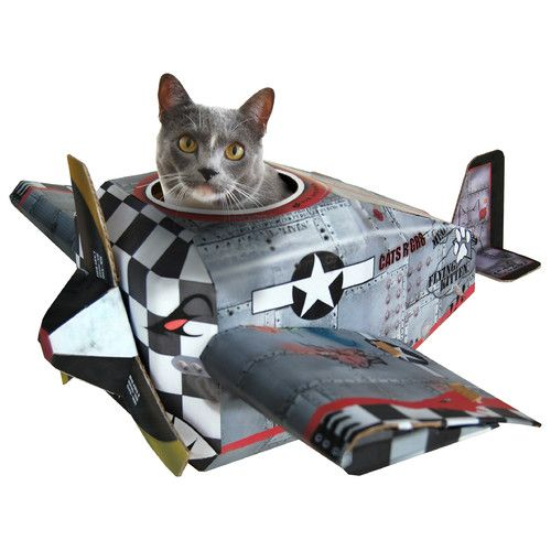 "Found+it+at+Wayfair+-+14.57""+Plane+Cat+Playhouse"