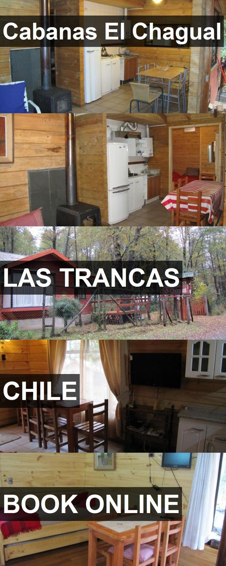Hotel Cabanas El Chagual in Las Trancas, Chile. For more information, photos, reviews and best prices please follow the link. #Chile #LasTrancas #travel #vacation #hotel