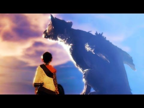 I DON'T WANT TO SAY GOODBYE | The Last Guardian - Part 8 (END) - YouTube - oh my little tiny Irish heart.....