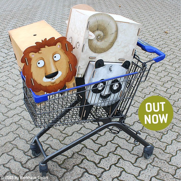Endlich sind sie zu haben! Unsere neuen Vierbeiner sind im Shop und können wie wild eingekauft werden. Auf gehts in den Einkaufswagen!!