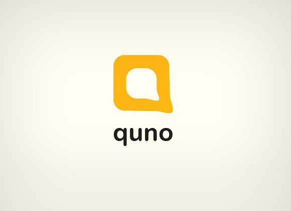 Letter Q Logo by afahmy.com on @creativemarket