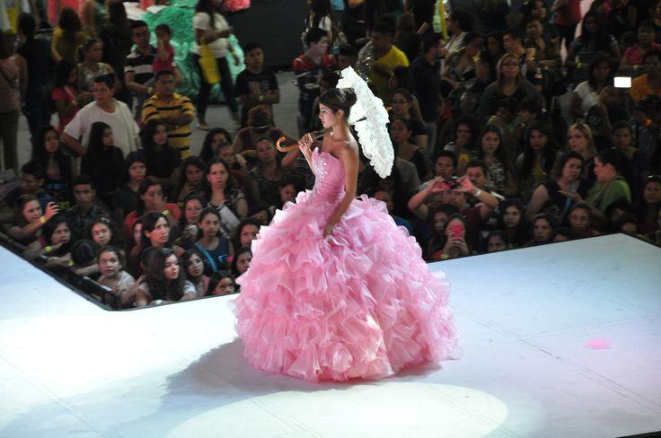 Pasarela Expo Quinceañera #quinceaños #quince #vestidos