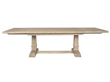 Shop For Orient Express Furniture Hudson Extension Dining Table 6015 And Other Room Tables At Kalins Store In Sarasota FL