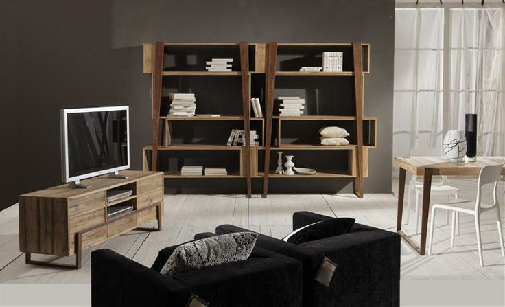 Re-wood, Libreria
