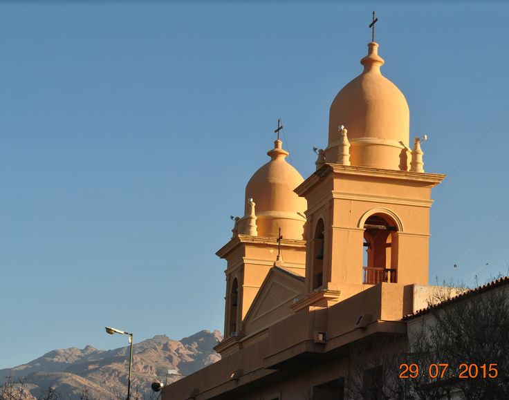 Cafayate Cathedral. NW. Argentina