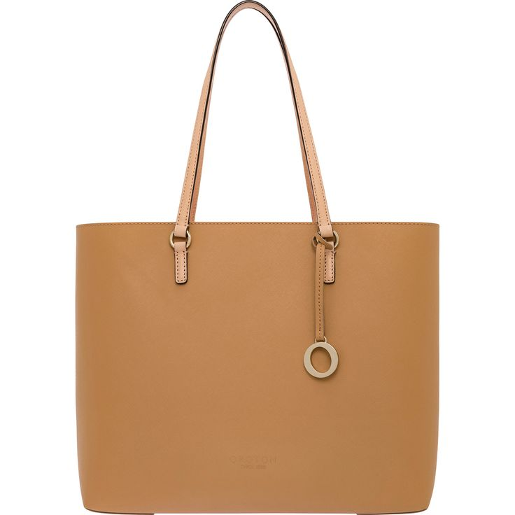 Estate Tote in Natural/Tigerlily | Oroton #myorotonestate