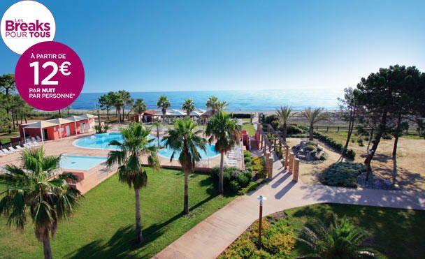 Location Corse Belambra, promo en Corse pas cher au Club de vacances Borgo Pineto prix promo Club Belambra à partir de 442,00 Euros TTC