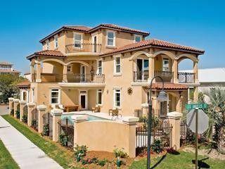 Mikonos 8 Bdrm 8bth Luxury Home W Pool Destin Fl