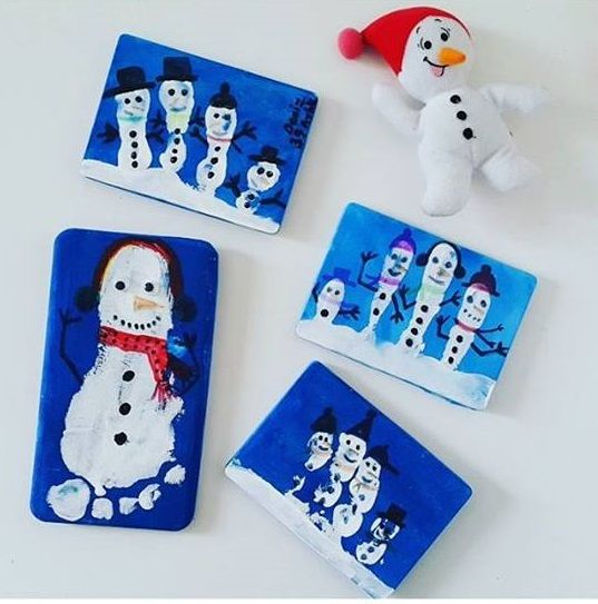 123 Best Snowman Craft Ideas Images On Pinterest