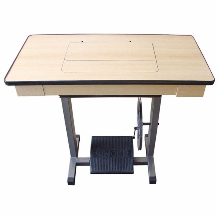 Mueble para maquina de coser singer con pedal mesa oferta 799 00 en mercadolibre costura - Mesa maquina coser singer ...