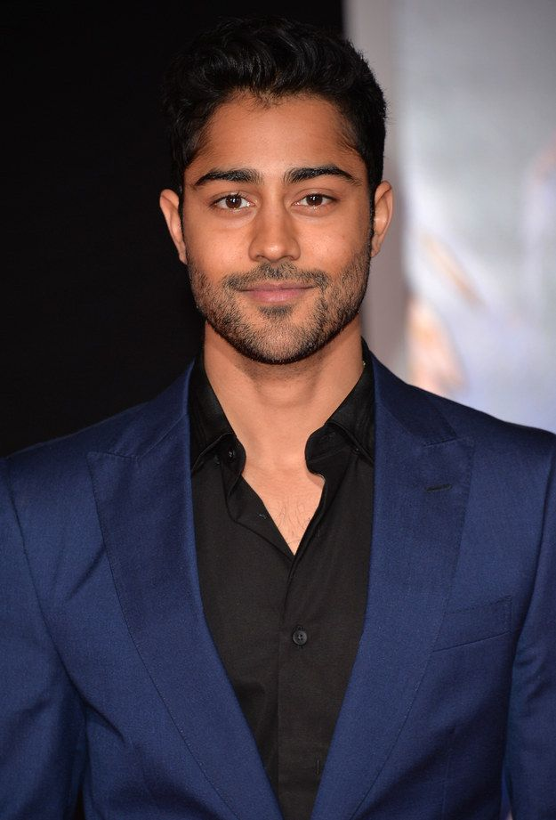Behold, mortals: this is possible demigod Manish Dayal, film and television actor and all-around heartthrob. | Manish Dayal Is The Summer Crush You Never Knew You Wanted