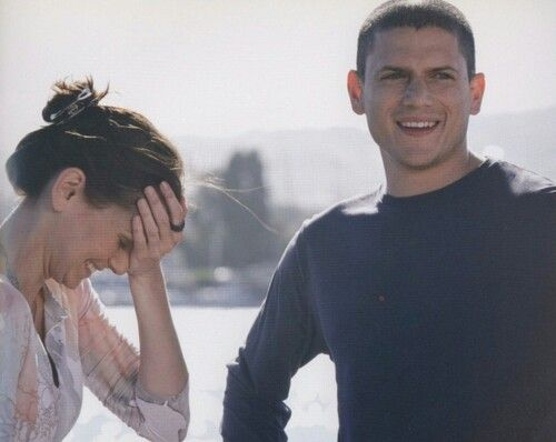 Prison Break - Michael & Sara <3