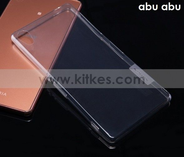 Nillkin Nature TPU 0.6mm Soft Case Sony Xperia Z3 - Rp 100.000 - kitkes.com
