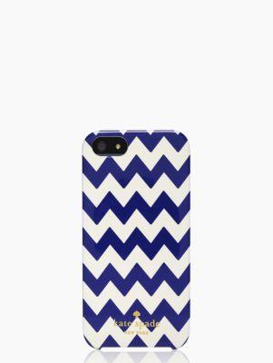 Kate Spade Chevron Iphone Case