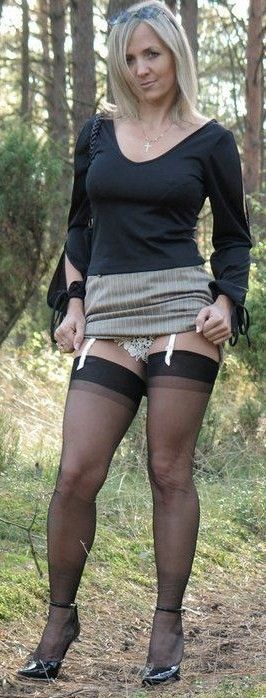 Stockings Xxx Pantyhose Dance 12