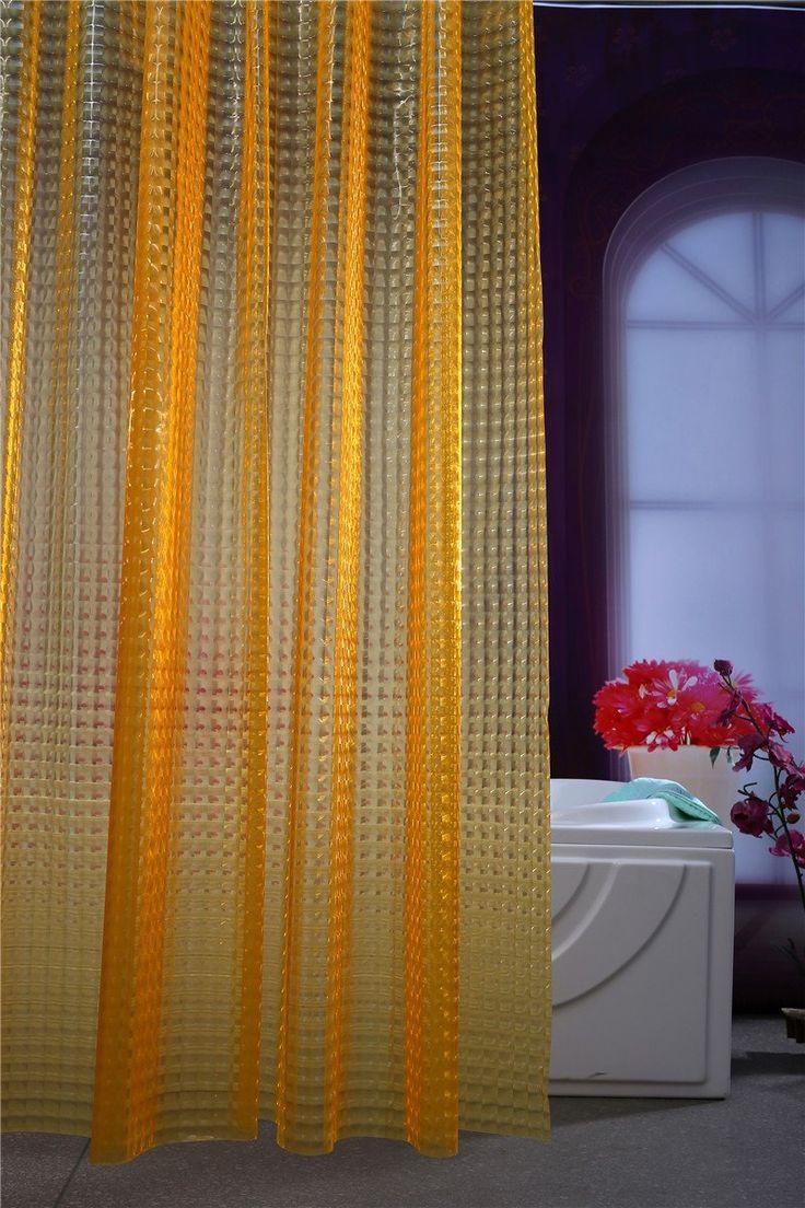 Amazon.com: Wimaha Standard Peepholes Design Shower Curtain Mildew  Resistant Waterproof Shower Curtain With