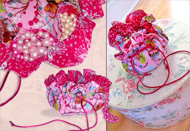 http://www.sew4home.com/?page=0,8                                         8 pocket jewelry pouch