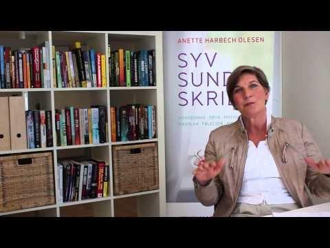 Hør Anette Harbech Olesens erfaringer med at etablere eget forlag - YouTube
